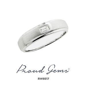 8517RW W 300x300 - แหวนผู้ชาย RW8517