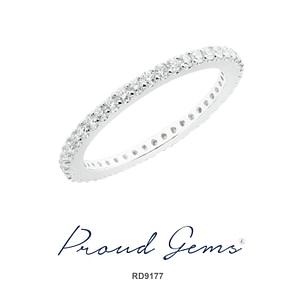 9177RD W 300x300 - แหวนเพชร RD9177