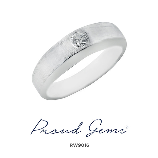 9016RW 1 510x510 - แหวนเพชร  RD9016