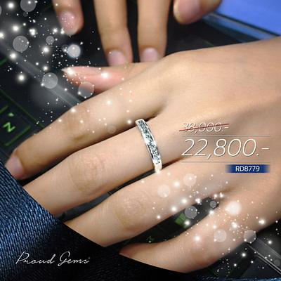 406 400x400 - แหวนเพชรคุณภาพพรีเมี่ยม 5 แบบสุดพิเศษ ในราคาสบายกระเป๋าที่สุดในประวัติการณ์!!!